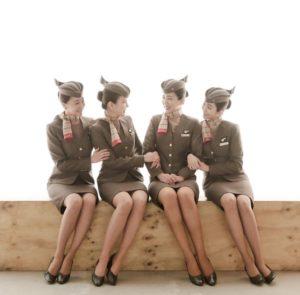 給料 キャビン アテンダント 整形手術は当たり前、韓国でキャビンアテンダントを目指す女性たち